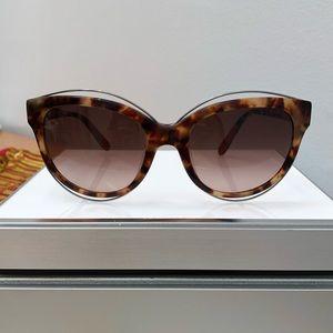 New Missoni MI802S02 Brown Cat Eye Sunglasses